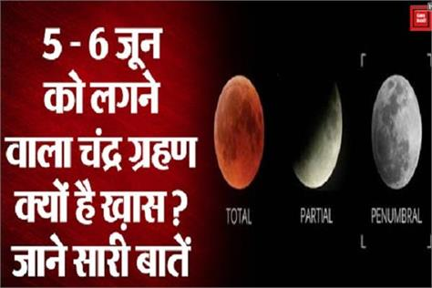 why is the lunar eclipse happening today special