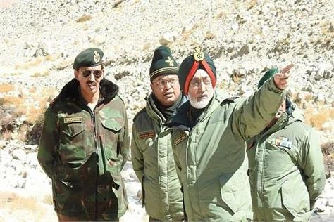lac dispute india china commander talks over