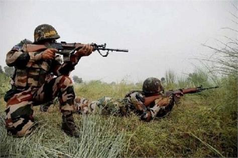 pakistan violates ceasefire in rajouri a young martyr