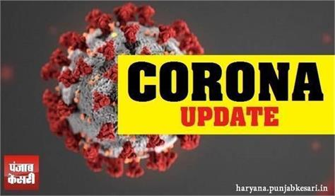 haryana corona virus latest report 03 august evening