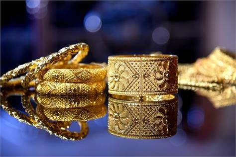 gold and silver prices rise again know how much is the rate of 10 grams today