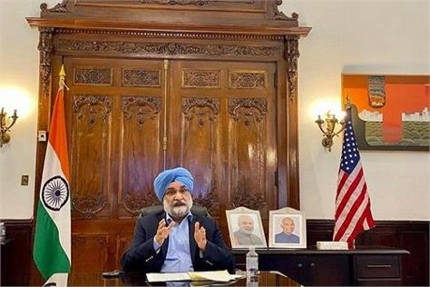 ambassador of india discusses trade investment with pennsylvania governor