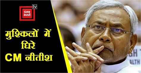 case filed against cm nitish in cjm court