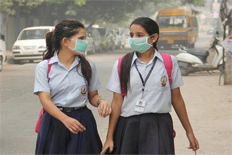 all schools will remain closed till 5th october in delhi