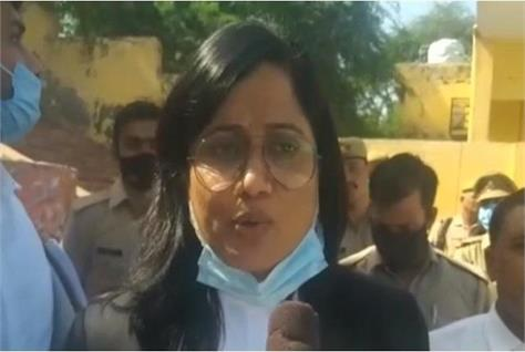 the hearing of the famous hathras bitiya case was held today