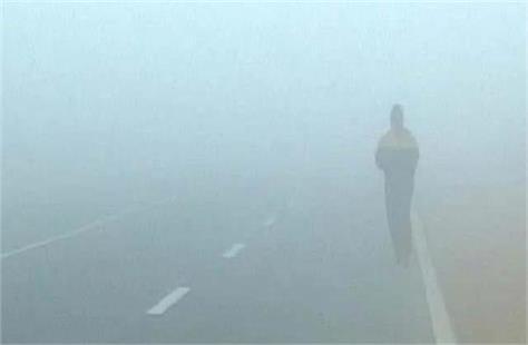 fog havoc in punjab rain likely tomorrow