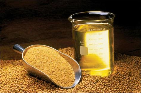 soybean khal exports nearly tripled to 2 68 lakh tonnes in december