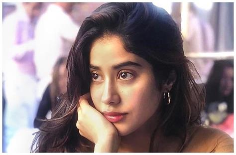 janhvi kapoor scary date during her college days