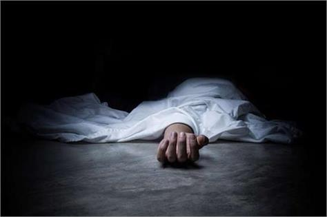 dead body of young man found in suspicious condition