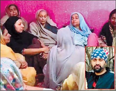 khanna s youth shot dead in america