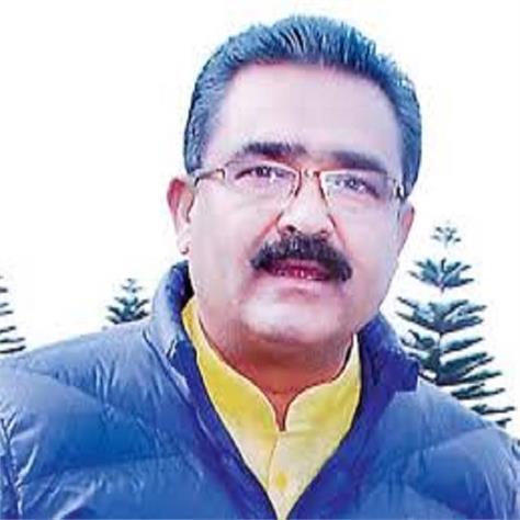 mukesh kumar will lose from haroli again government  thakur