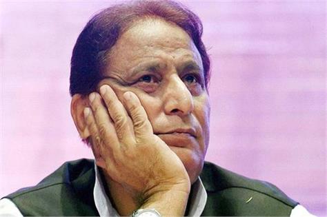 up yogi government halts azam khan s democracy fighter pension