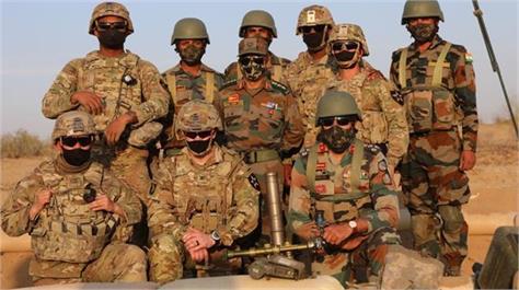india us s zorawar exercise against terror