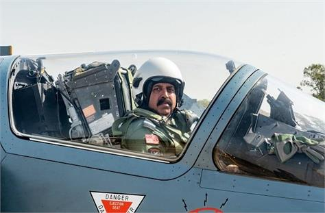 air force chief flew target with balakot airstrike knights reminded of shaurya