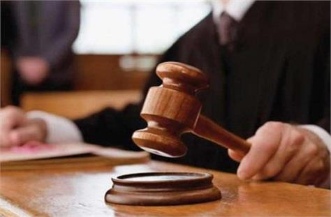 theft in court treasury in katni