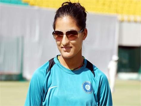 sushma verma selected in india south africa cricket series