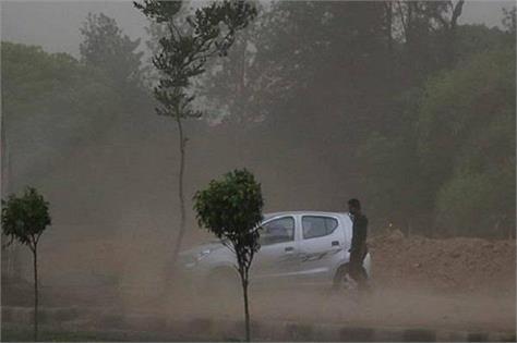 weather alert in ludhiana