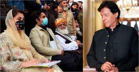 pakistan s opposition slams pm imran khan