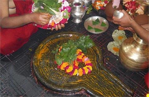 devotees will be able to worship the touch of baba baidyanath on mahashivaratri