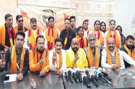 shiv sena threaten to protest against property tax