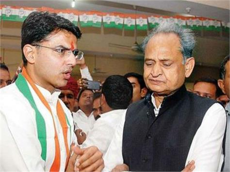 crisis on gehlot government rebellion raised in phone tapping case