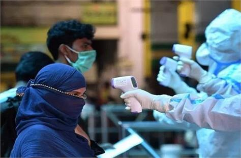 1 61 lakh new cases of corona 880 deaths in the country in the last 24 hours