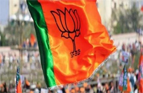 madhupur by election bjp reached ec with complaints of administration