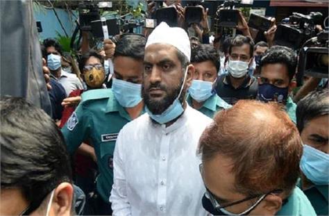 bangladesh arrests hefazat e islam leader mamunul haque after violent protests