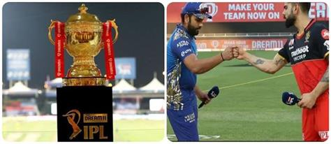 ipl 2021 begins from today in corona era young players of prayagraj in fervor
