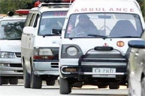 corona crisis ambulances not getting dead patients