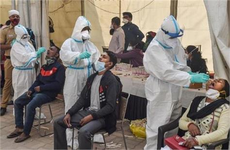 corona outbreak in agra 189 new cases of infection were reported