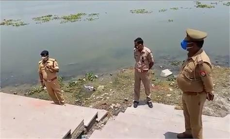 kanpur police came into action after the video went viral police