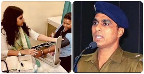 salute ips brother opens covid hospital in kanpur then ias