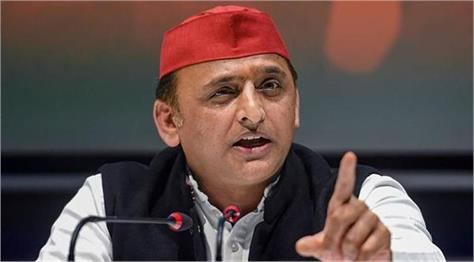 akhilesh s strong attack said health services in up