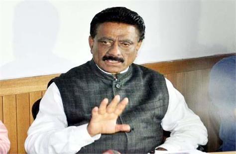 kuldeep singh rathore target on government