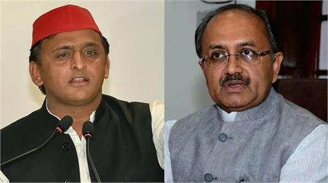 siddharthnath singh retaliated  akhilesh should help the corona