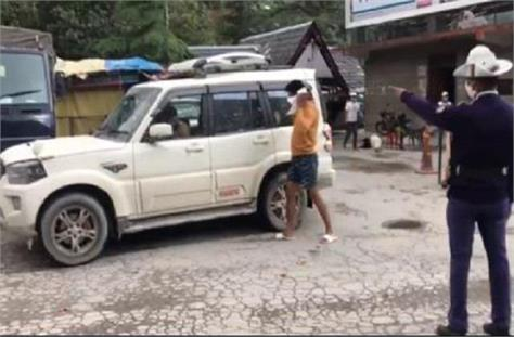 7 tourists reached manali without covid pass police registered the case