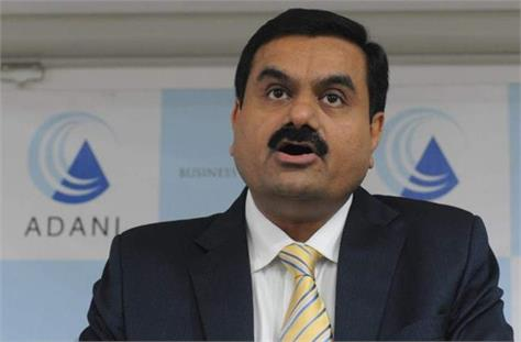 73 thousand crore rupees of those who invested in adani group