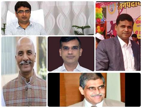 unique combination of name sanjay in prayagraj same name of 5 senior