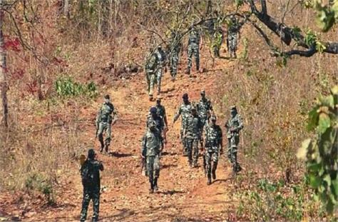 three naxalites surrender chhattisgarh