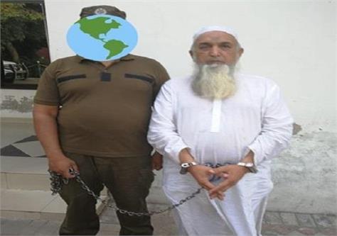 pakistan former jui f leader arrested in abuse case