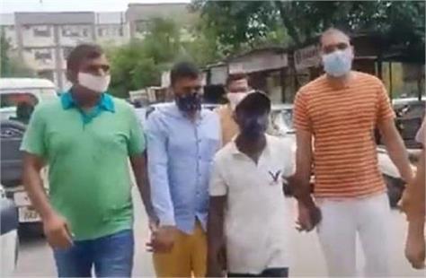 nigerian arrested in drug smuggling case
