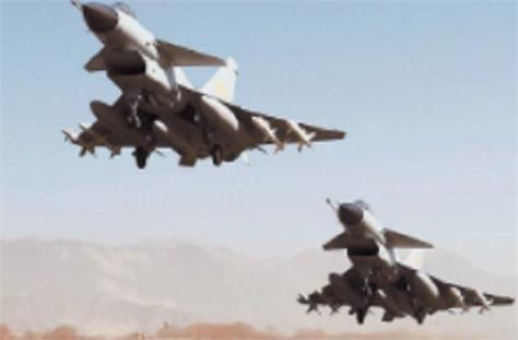 to encircle india china built 16 airbases near the border
