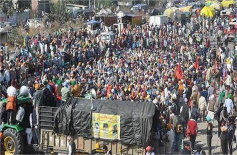 farmers killed in the movement will get jobs