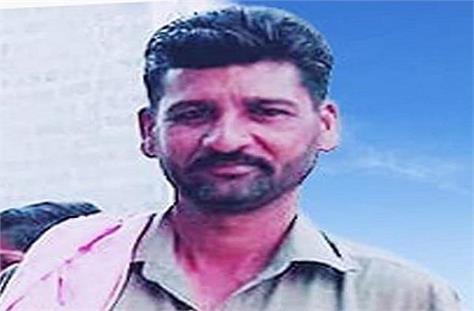 truck driver s body found in suspicious condition
