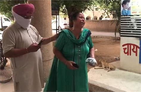 jalandhar once again shot at the petrol pump of mla bawa henry