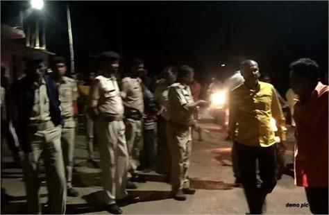 area of ludhiana turned into a police cantonment