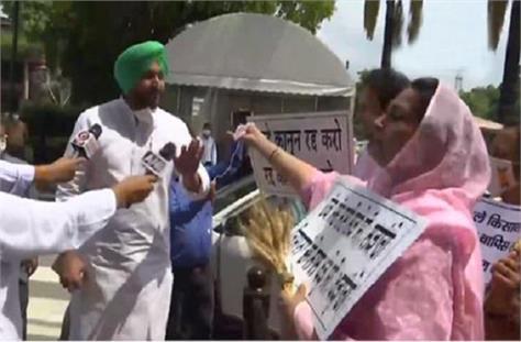 clash between congress akali dal