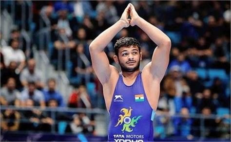 deepak punia missed out on winning the bronze medal in the olympics