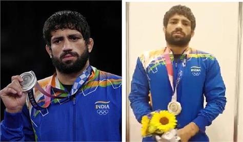 ravi dahiya apologizes for not winning the gold medal